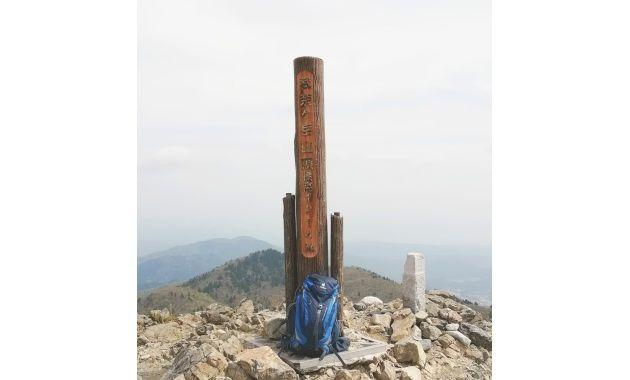 武奈ヶ岳山頂(イメージ)