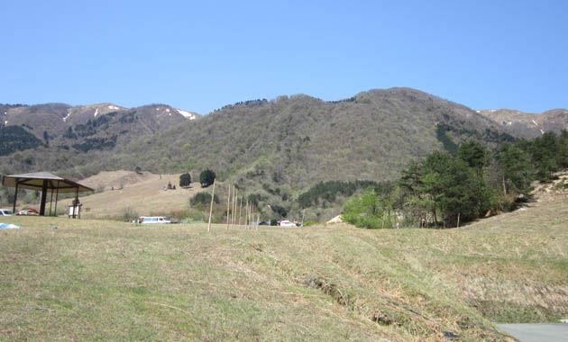 赤坂山(イメージ)