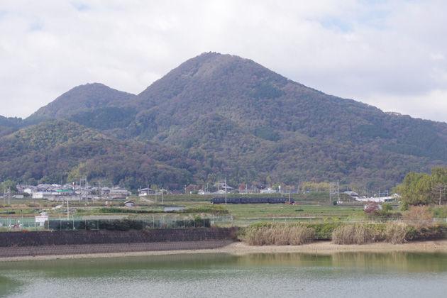 二上山(イメージ)