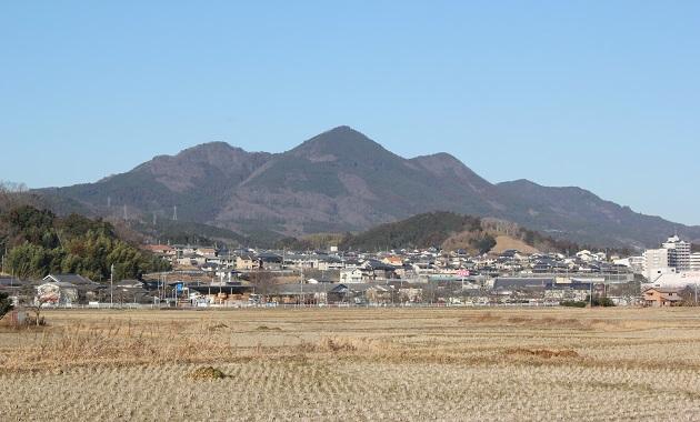 額井岳(写真提供:宇陀市観光課 様)