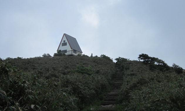 氷ノ山山頂(イメージ)