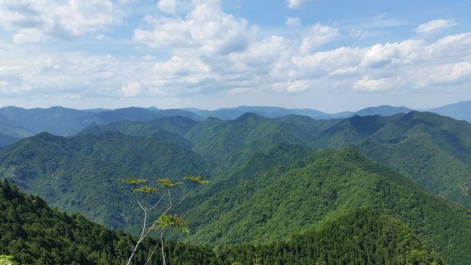 七種山からの景色(イメージ)