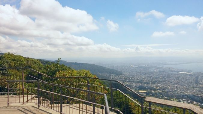 摩耶山からの眺め(イメージ)