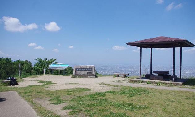 生駒山山頂(イメージ)