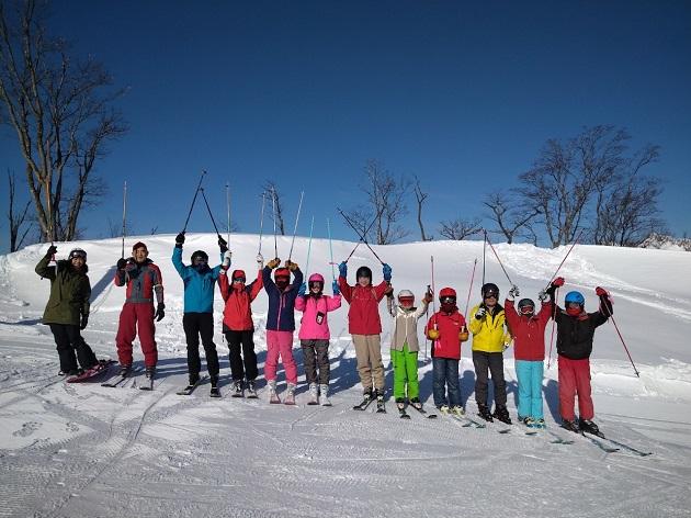 スキー場トップ(イメージ)