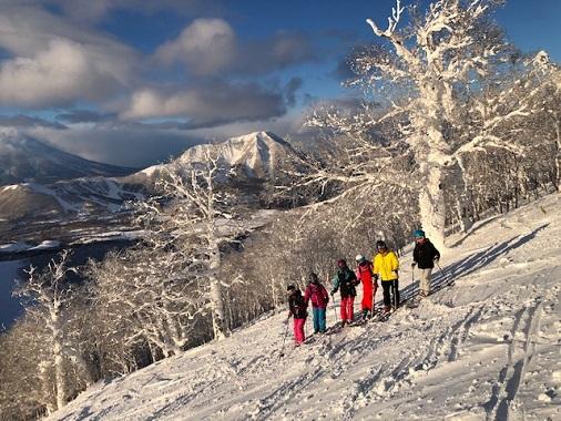 毎日中高年スキー