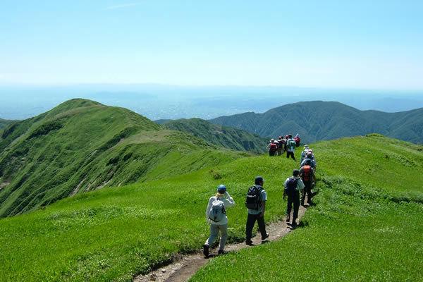日本二百・三百名山
