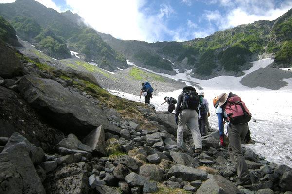 熟達者向・岩稜コース