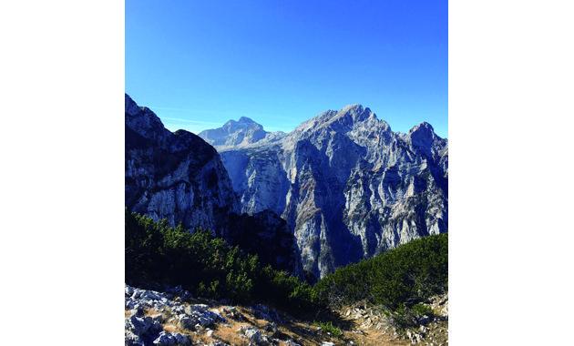 デベラ・ベッツ山頂からの展望(イメージ)