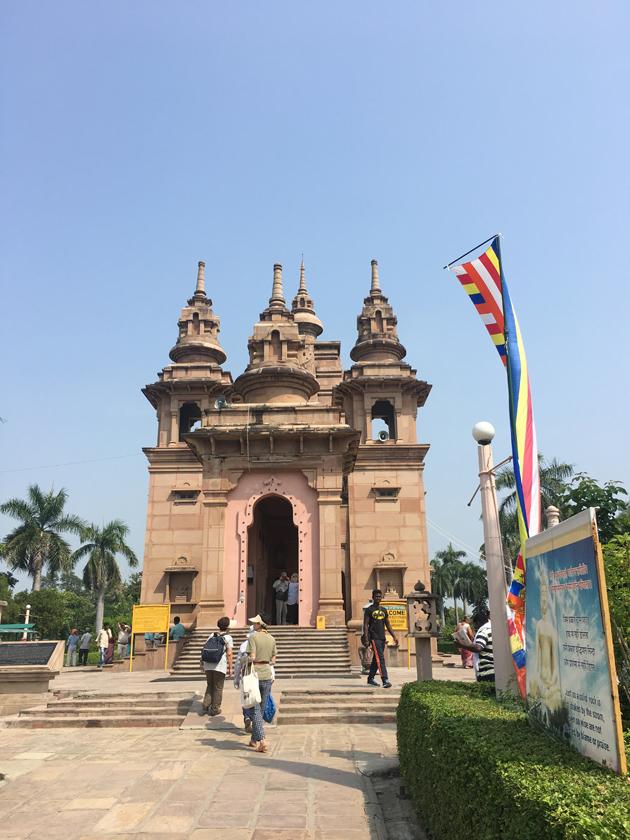 ムールガンダクティ寺院(イメージ)