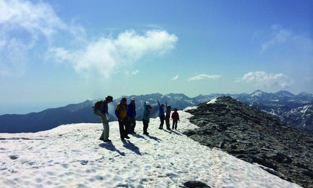 ムサラ山頂(イメージ)