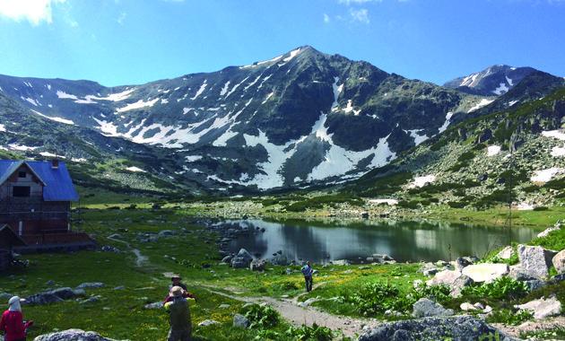 美しきマリョビツァ山(イメージ)