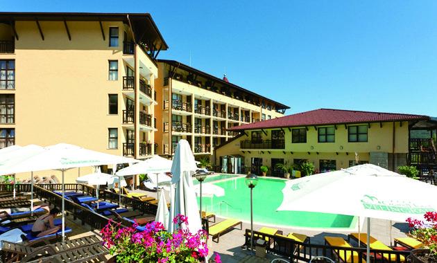 ヴィエリングラッドのホテル