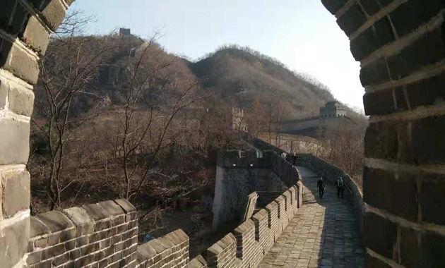 虎山長城(イメージ)