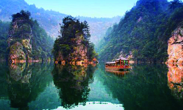 宝峰湖(イメージ)