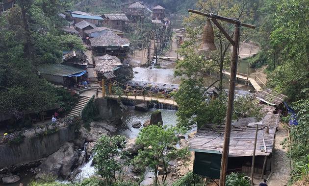 カットカット村(イメージ)