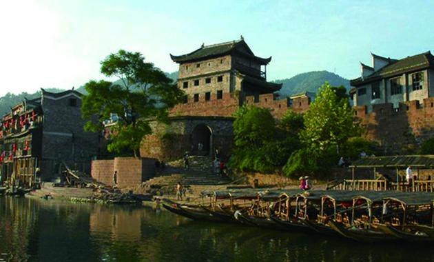 鳳凰古城(イメージ)